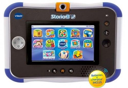 Acheter la tablette enfant Storio 3S pas cher