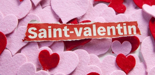 Top 10 des cadeaux Saint Valentin pour Femme