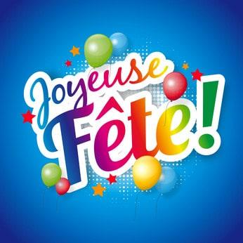 Joyeuse Fête : Calendrier des fêtes dates 2017