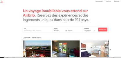 Code promo Airbnb valide 2017
