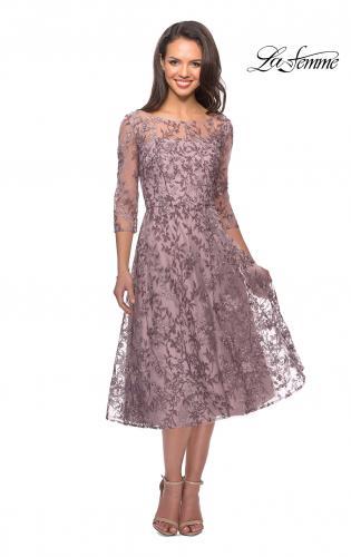 Formal Tea Length Dresses Mother Groom 54 Off Pbpgi Org