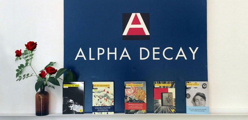 alpha decay