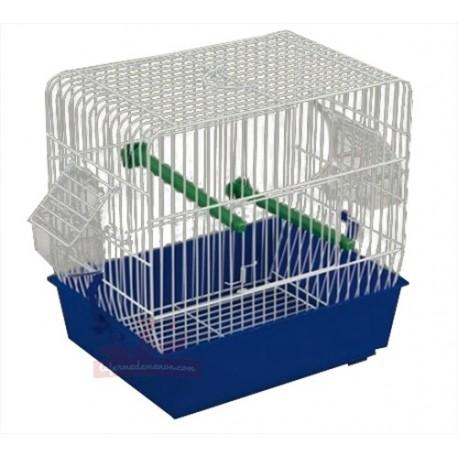 Cage En Plastique Pour Oiseaux De Chant