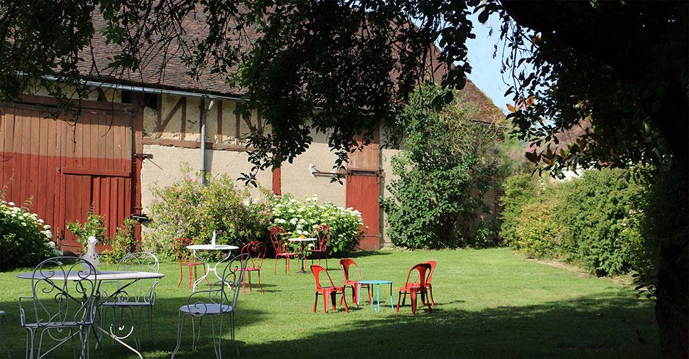 La Ferme Des Perriaux Yonne 150 Km De Paris Location Salle Groupe