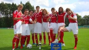 Bimbela Retro Cup 2009: Sieger Wurstkuchen Kickers