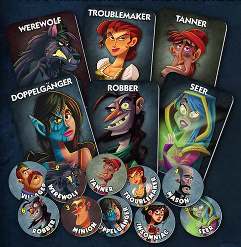 Werewolf Roles