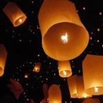 Lanternes thai Mariage - La Fiancee du Panda Blog mariage