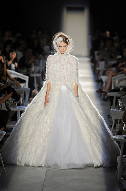 robe de mariee qui fait rever chanel