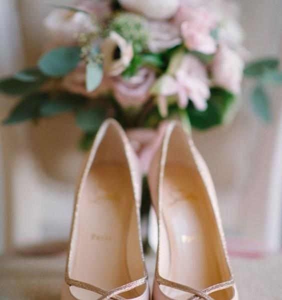 chaussures mariage nude Louboutin l La Fiancee du Panda blog mariage