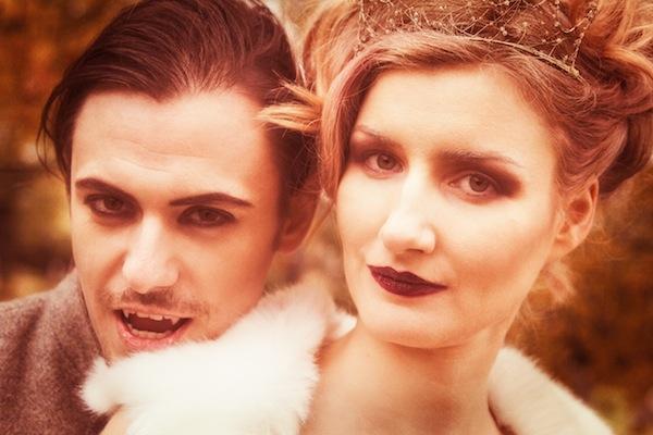 Halloween Wedding special Vampire brides - Lara Celenza - LaFianceeduPanda 63