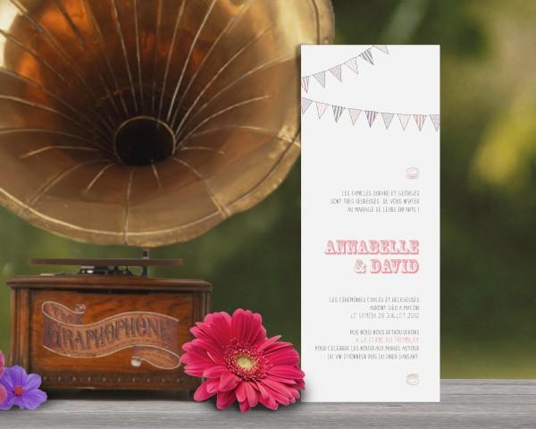 Papier et Poesie - faire-part save the date mariage originaux - LaFianceeduPanda 3