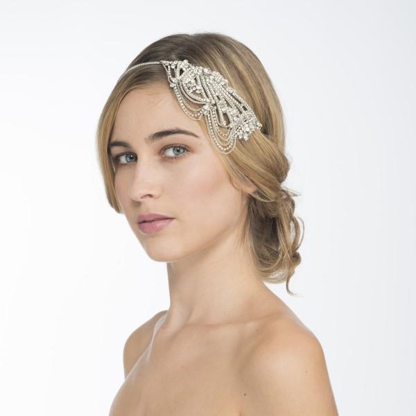 headband mariage Jenny Packham Onda - art et facts - LaFianceeduPanda.com 5
