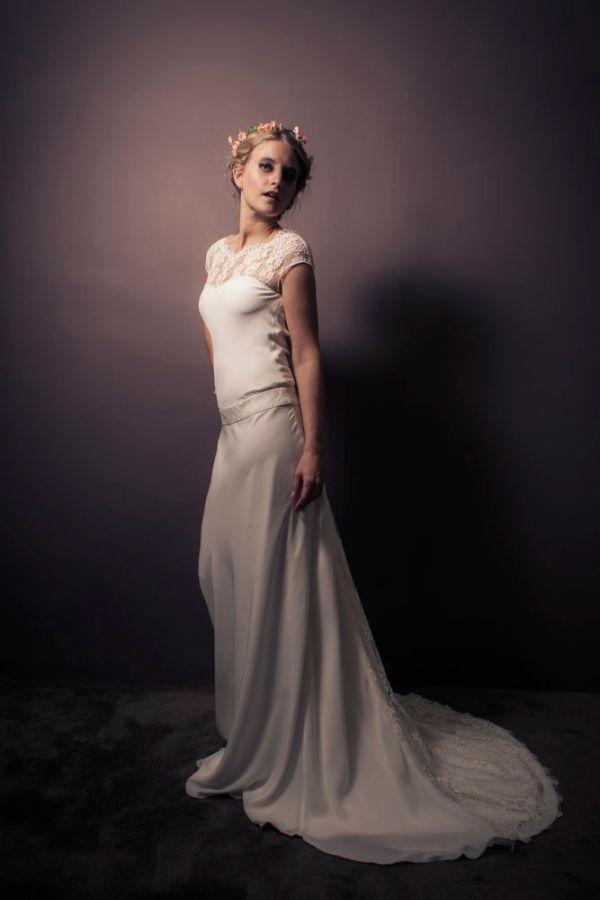 stephanie wolff robe de mariee - collection 2014 - LaFianceeduPanda.com 7