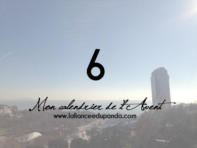 calendrier de l avent 6 Istanbul - LafianceeduPanda.com copie