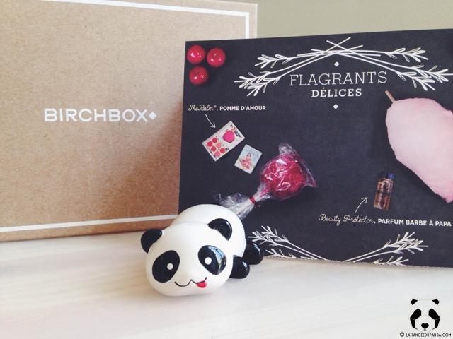 Concours Birchbox avril 2014 Flagrants Delices - La Fiancee du Panda Blog Mariage et Lifestyle 2.1