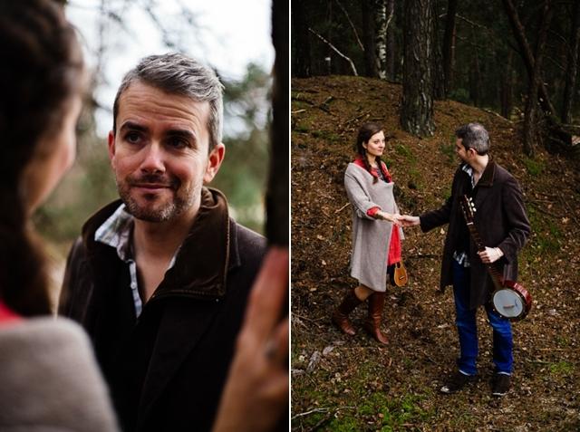 Seance photo couple western foret - Photo L'Artisan Photographe - La Fiancee du Panda Blog Mariage et Lifestyle-79