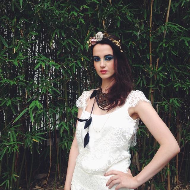 Stephanie Wolff robe de mariee - shooting La Fiancee du Panda blog mariage et lifestyle