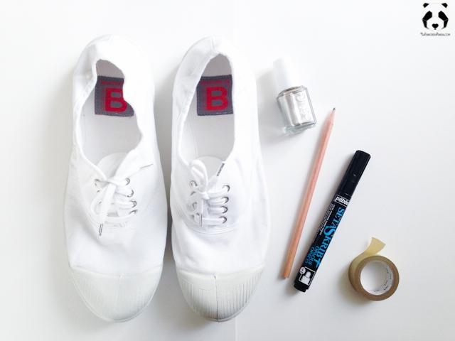 Comment customiser ses baskets : 10 super idées DIY Blog