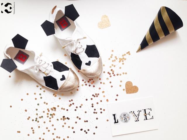 DIY customiser ses Bensimon - La Fiancee du Panda blog mariage & lifestyle