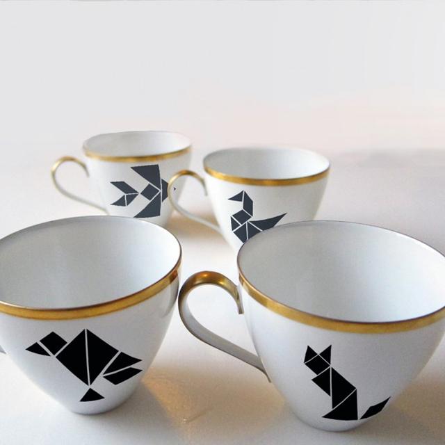stickers porcelaine customiser sa vaiselle - La Fiancee du Panda blog mariage et lifestyle