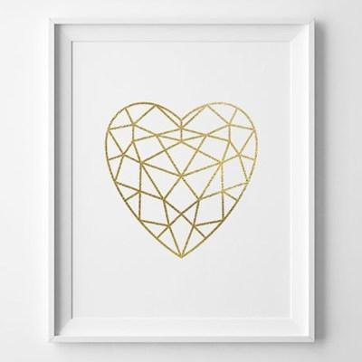 Affiche-coeur-geometrique-or-et-blanc-SweetPeonyPress-Etsy-La-Fiancee-du-Panda-blog-Mariage-et-Lifestyle