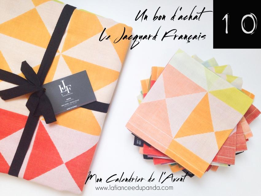 Le Jacquard Français nappe Origami Calendrier de l'Avent blog - La Fiancee du Panda Blog mariage-3908