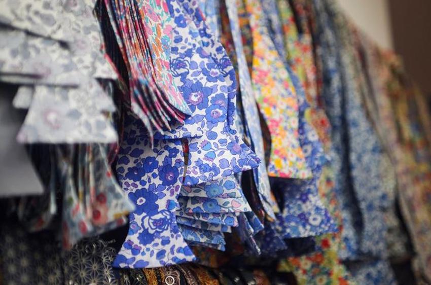 Boutique noeuds papillons Lille Le Colonel Moutarde 2 - photo Pauline Franck - La Fiancee du Panda blog mariage
