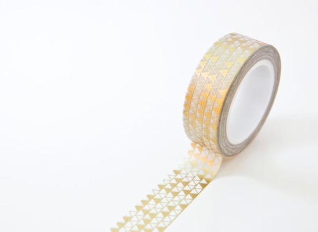 Masking tape dore Etsy l Panda Market l La Fiancee du Panda blog mariage