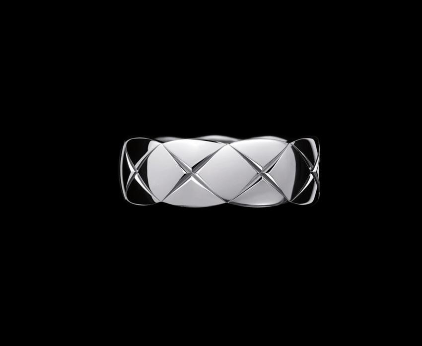 Collection COCO Crush Chanel Joaillerie l Bague de fiancailles alliance originale l La Fiancee du Panda blog mariage-14