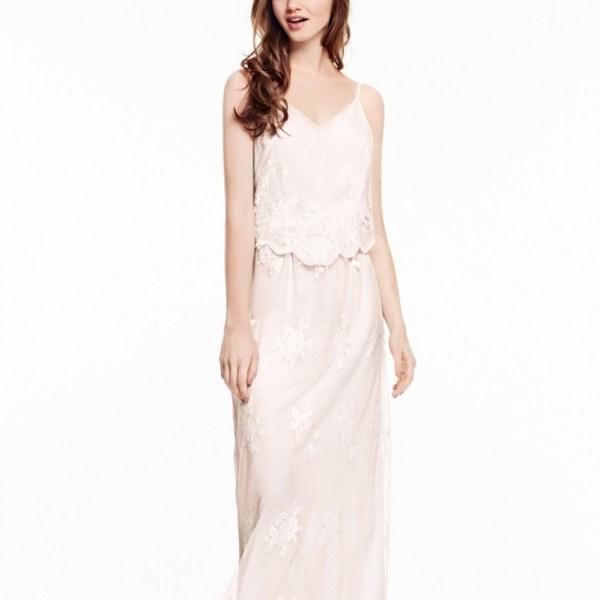 Naf Naf collection mariage Chiche je me marie l Robe de mariee pas chere l Combinaison-pantalon mariage l La Fiancee du Panda blog mariage