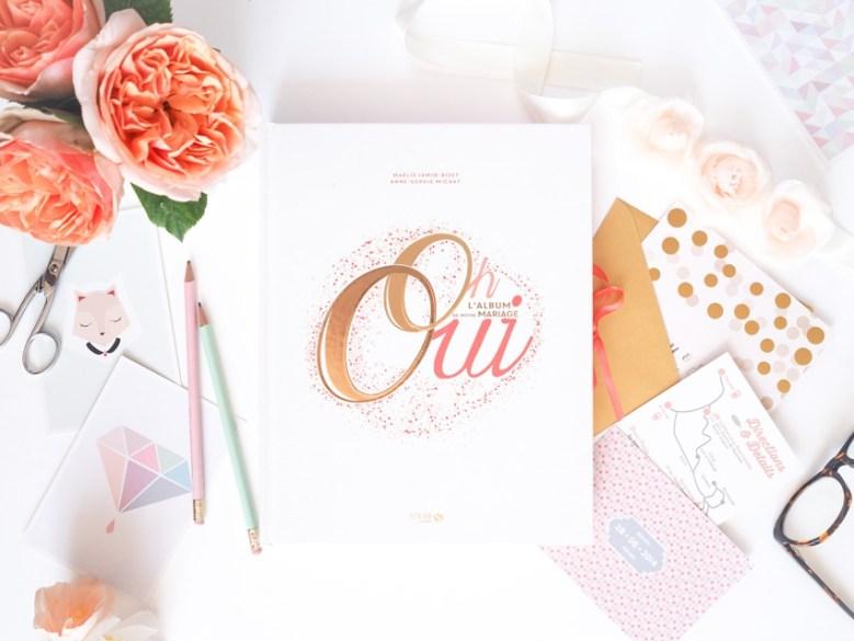 Oh Oui l'album de notre mariage livre de Maelis Jamin-Bizet et Anne-Sophie Michat l La Fiancee du Panda blog mariage-4230400-2