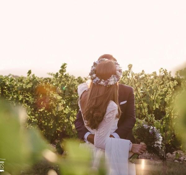 Vrai mariage champetre et chic en Espagne Bodega Otazu l Volvoreta Bodas l La Fiancee du Panda blog mariage-79