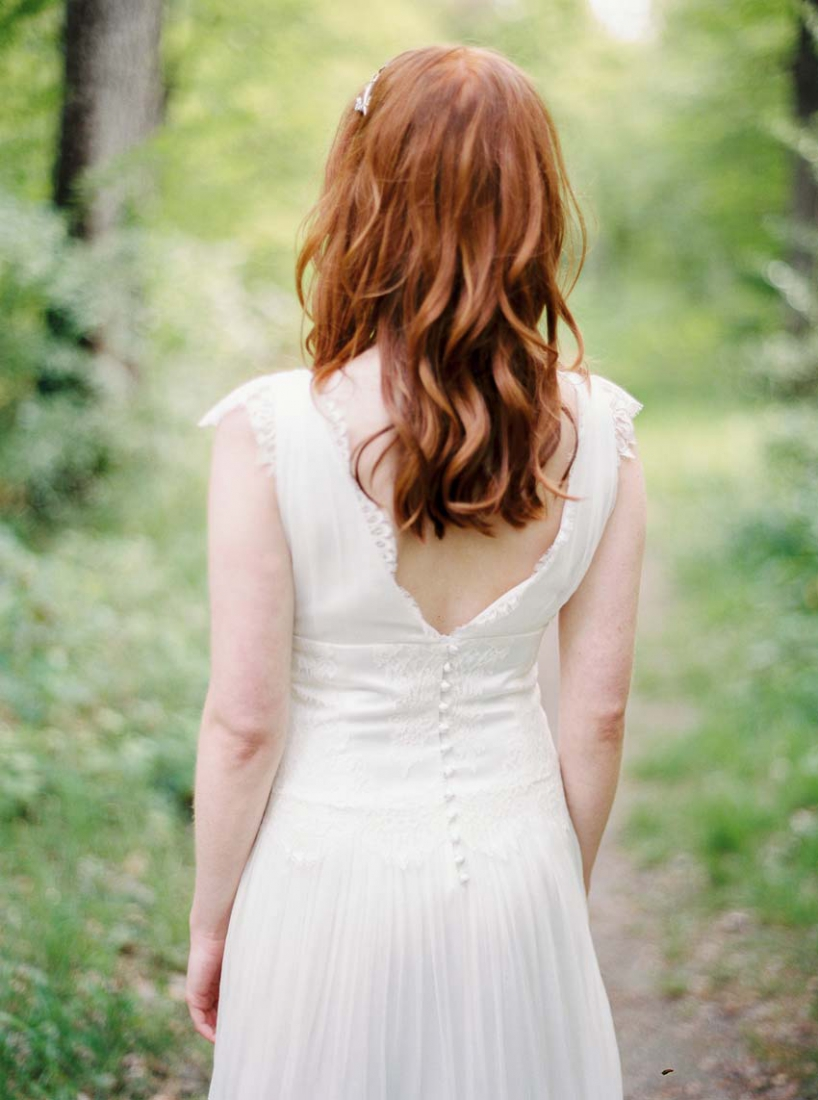 Stephanie Wolff Paris Robe de mariee dentelle Maya collection 2016 l La Fiancee du Panda blog mariage