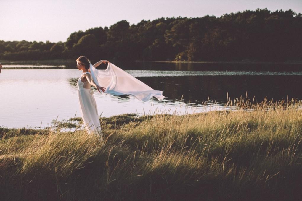 Robe de mariee rock boheme Lorafolk 2016 modele Salie l Photographe Laurence Revol l La Fiancee du Panda blog mariage-3