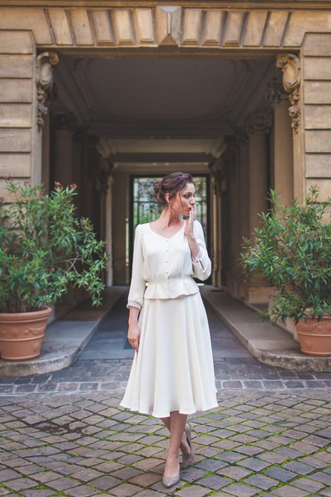 Mathilde Marie Robe de mariee sur mesure Paris l La Fiancee du Panda blog mariage--4