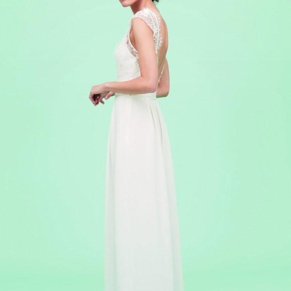Robe de mariee Lorafolk x Monoprix collab l La Fiancee du Panda blog mariage