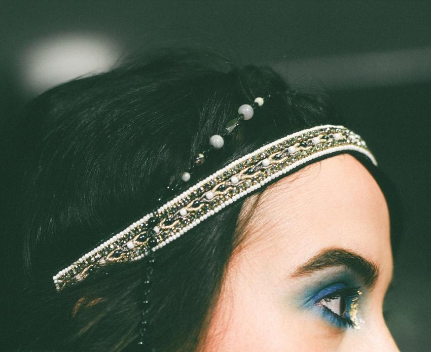 Inspiration coiffure Mariage Art Deco inspiration robe de mariee l Photo Alex Tome l La Fiancee du Panda blog mariage