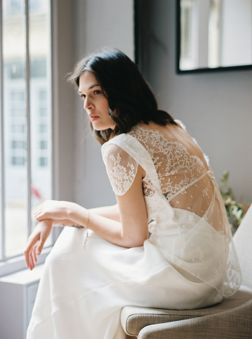 Robe de mariee sur mesure Paris Stephanie Wolff creatrice collection 2017 l Credit photo l'Artisan Photographe l La Fiancee du Panda blog mariage--28