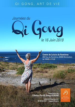 Le Dimanche 16 Juin 2019 JOURNÉES DU QI GONG