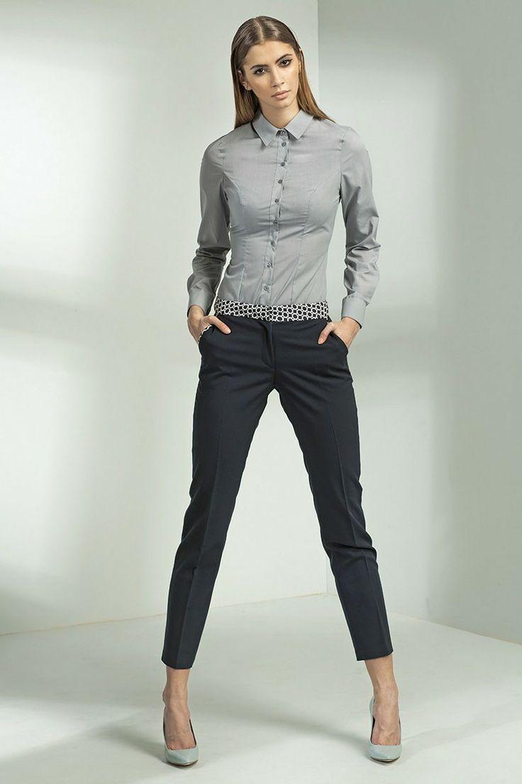 Cinq r gles d 39 or pour bien s 39 habiller en hiver - Que porter avec un pantalon bleu marine ...