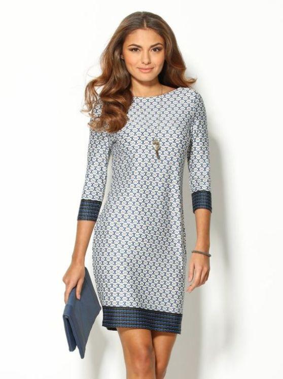 s'habiller pour aller  travailer avec une robe en soie