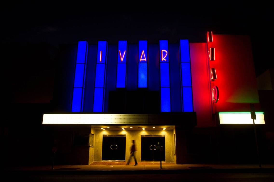 The Ivar Theatre is a modernized classic. Performers including Elvis Presley, Tom Waits, and The Rolling Stones have performed in this venue, and today music producers from companies including Capitol Records, Motown Records, and Island Def Jam Records have lectured students here.