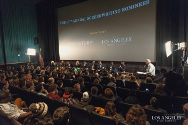 10th Annual Oscar-Nominated Screenwriters Panel