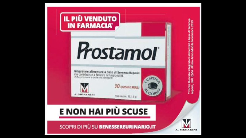 """La prostatite è una """"scusa""""."""