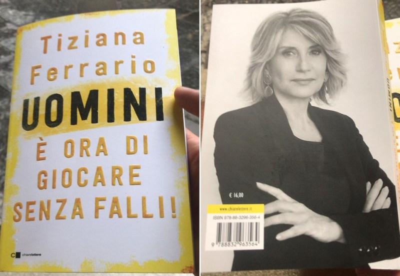 Libro Tiziana Ferrario
