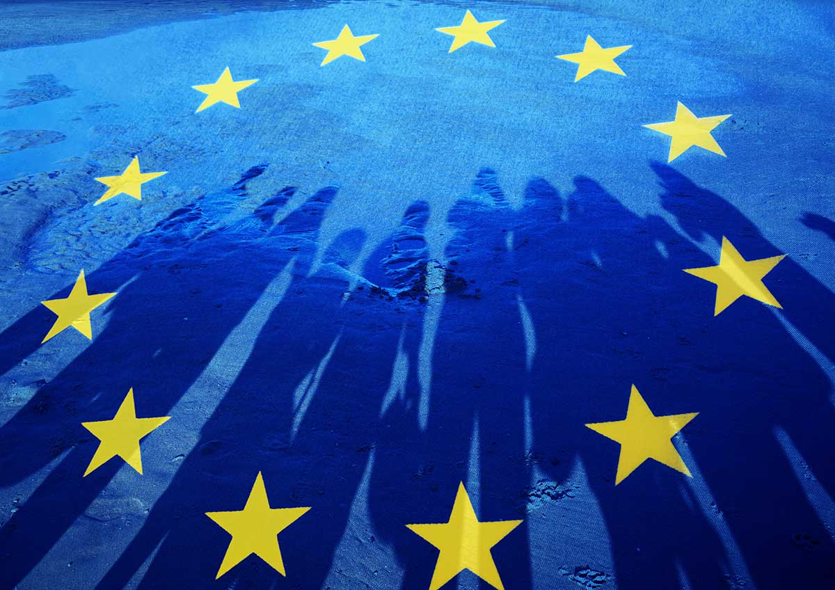 Ce lo chiede l'Europa. Ma solo quando fa comodo.