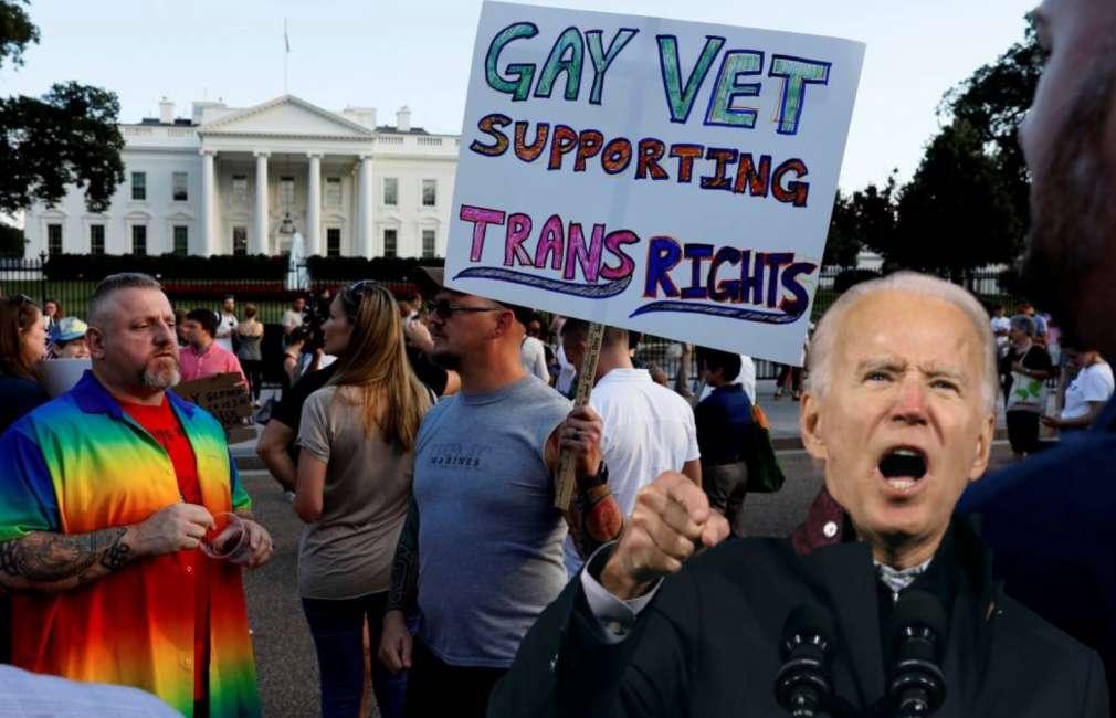 E Joe Biden scivola subito su trans e femministe (e non solo...)