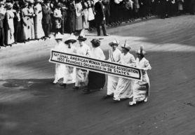 suffragette USA