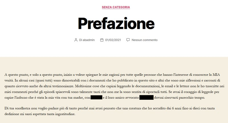 blog roberto pauluzzi