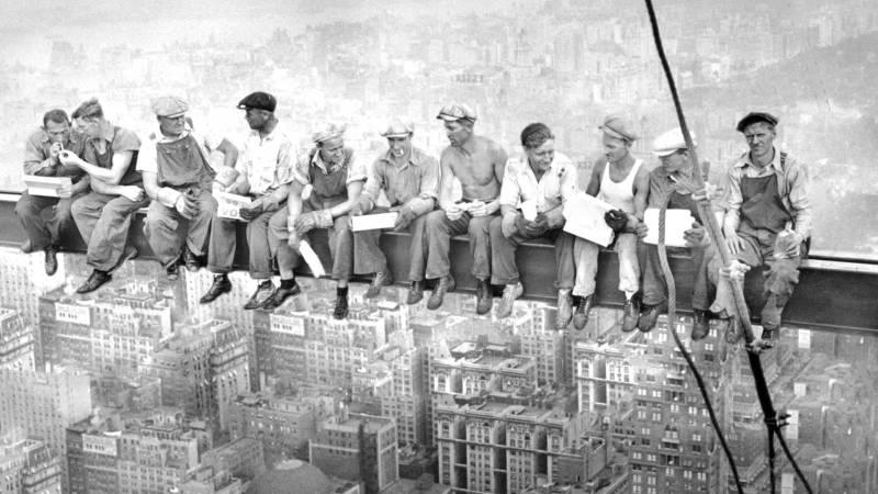 operai anni 20